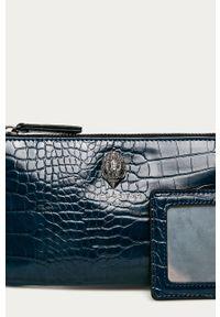 Niebieski portfel Kurt Geiger London