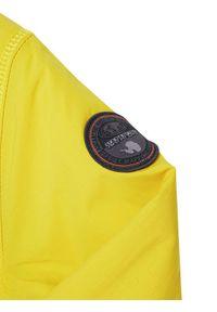Żółta kurtka przejściowa Napapijri #4