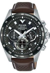 Zegarek Pulsar Zegarek Pulsar Solar męski chronograf PZ5109X1