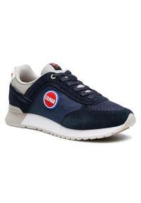 Colmar Sneakersy Travis Colors 003 Granatowy. Kolor: niebieski