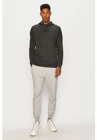 Szare spodnie dresowe Reebok #5