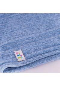 Wiosenna czapka dziewczęca PaMaMi - Jasnoniebieski. Kolor: niebieski. Materiał: bawełna, elastan. Sezon: wiosna