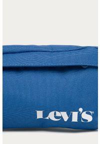 Niebieska nerka Levi's® gładkie