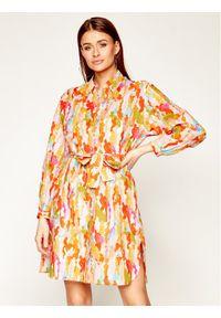 Sukienka koszulowa iBlues w kolorowe wzory