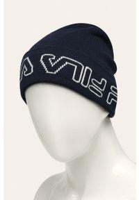 Niebieska czapka Fila