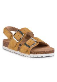 Żółte sandały Xti