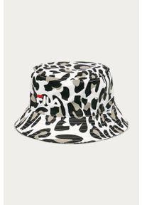 Wielokolorowy kapelusz Fila gładki
