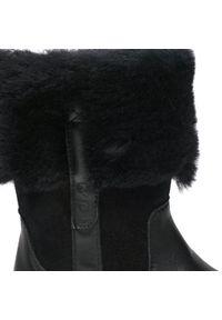 Czarne kozaki Froddo