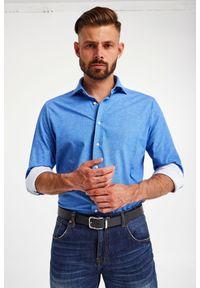 Emanuel Berg - KOSZULA BYRON EMANUEL BERG. Materiał: bawełna, jersey. Styl: klasyczny