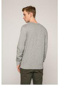 Szara bluza nierozpinana PRODUKT by Jack & Jones casualowa, na co dzień