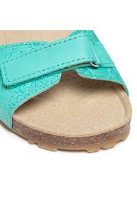 RenBut - Sandały RENBUT - 31-4433 Zielony. Kolor: zielony. Materiał: skóra #4