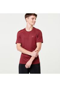 Koszulka do biegania KALENJI z krótkim rękawem, krótka