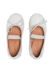 Białe baleriny Froddo