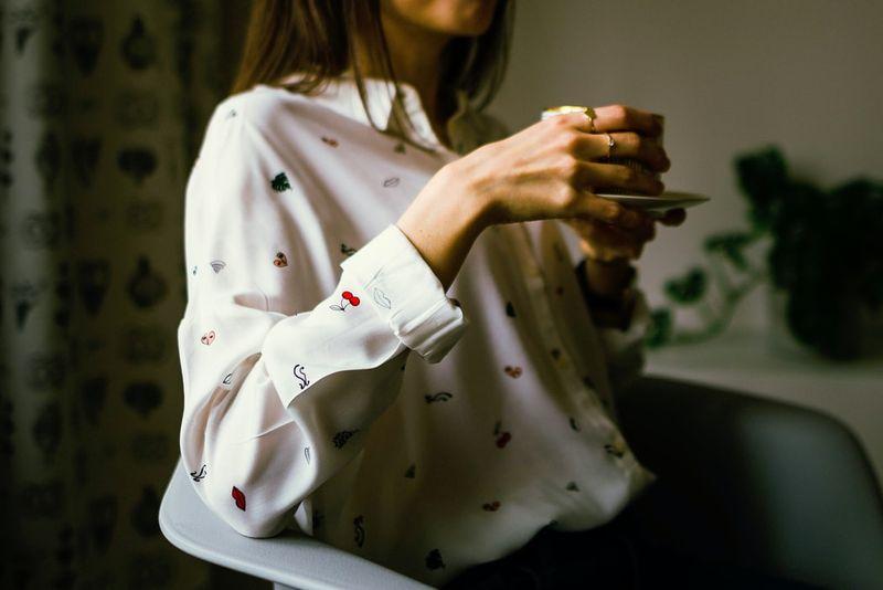 elegancka bluzka damska