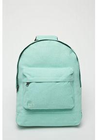 Mi-Pac - Plecak. Kolor: turkusowy