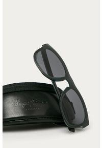 Czarne okulary przeciwsłoneczne Pepe Jeans
