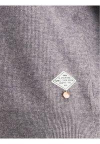 Szary sweter klasyczny G-Star RAW