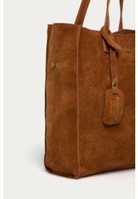 Shopperka Answear Lab gładkie, na ramię