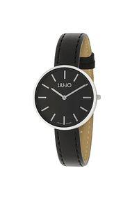 Srebrny zegarek Liu Jo glamour