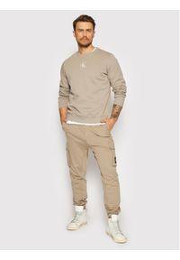 Calvin Klein Jeans Bluza J30J317045 Szary Regular Fit. Kolor: szary