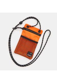 Pomarańczowa torba Sinsay