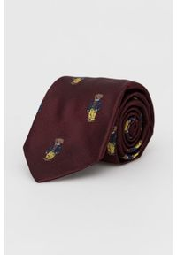 Polo Ralph Lauren - Krawat. Kolor: czerwony