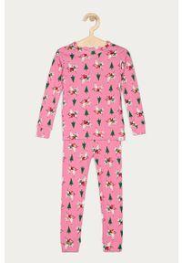 Różowa piżama GAP