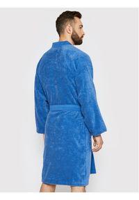 Lacoste Szlafrok LDEFILE Niebieski. Kolor: niebieski