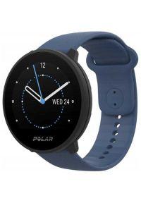 Niebieski zegarek POLAR sportowy