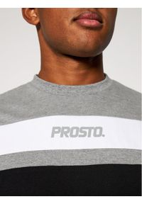 Szary t-shirt Prosto. #5