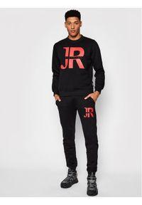 Czarne spodnie dresowe John Richmond