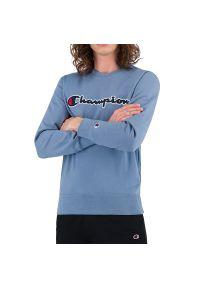 Champion Satin Script Logo Cotton Terry > 214188-VS032. Okazja: na co dzień. Materiał: tkanina, satyna, bawełna. Wzór: aplikacja. Styl: klasyczny, casual