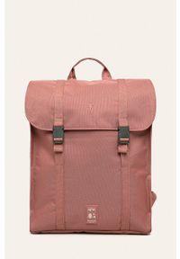 Różowy plecak Lefrik