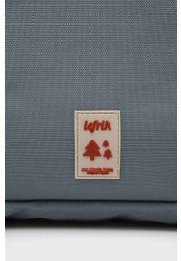 Lefrik - Plecak. Kolor: niebieski. Materiał: poliester