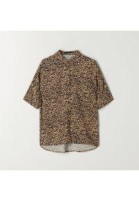 Beżowa koszula Mohito