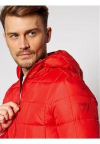 Czerwona kurtka puchowa Wrangler #5