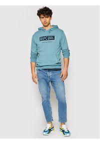 Rip Curl Bluza Boxed Hooded Pop CFEYN4 Niebieski Regular Fit. Kolor: niebieski