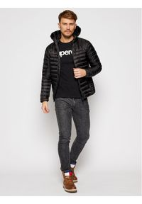 Superdry T-Shirt Cl Ns M1010248A Czarny Regular Fit. Kolor: czarny