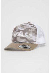 columbia - Columbia - Czapka. Kolor: zielony