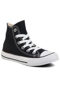 Converse Trampki Yths C/T Allstar 3J231 Czarny. Kolor: czarny