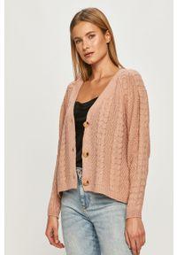 Sweter rozpinany Haily's raglanowy rękaw