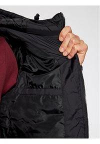 Fila Kurtka puchowa Tanner 687887 Czarny Regular Fit. Kolor: czarny. Materiał: puch