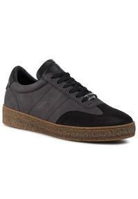 Togoshi Sneakersy TG-12-03-000098 Szary. Kolor: szary