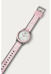Różowy zegarek Hype