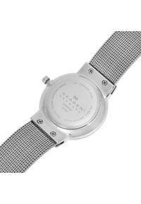 Srebrny zegarek sagan