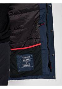Musto Kurtka żeglarska Evo 82037 Granatowy Regular Fit. Kolor: niebieski. Sport: żeglarstwo #4
