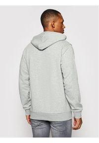 Converse Bluza Embroidered 10020343-A06 Szary Regular fit. Kolor: szary