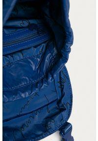Desigual - Plecak. Kolor: niebieski