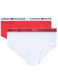 TOMMY HILFIGER - Tommy Hilfiger Komplet 2 par fig UG0UB90009 S Kolorowy. Wzór: kolorowy