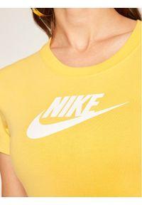 Żółta bluzka Nike